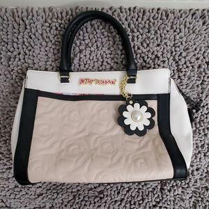 NWOT!! Betsy Johnson purse